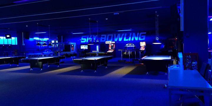 billiard - Sky Bowling
